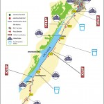 Loch Ness Marathon Route Map