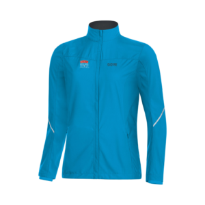GORE Women\'s R3 Partial GWS Jacket - Dynamic Cyan