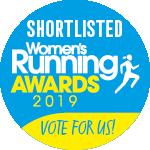 Shortlisted for Women's Running Awards