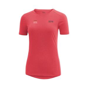 GORE Women\'s R3 Melange Shirt - Hibiscus Pink